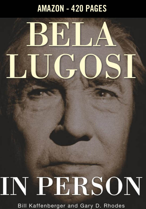 Lugosi in Person