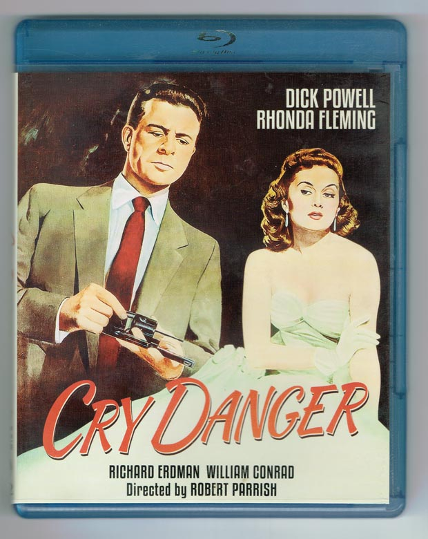 Bluray Cry Danger 1951