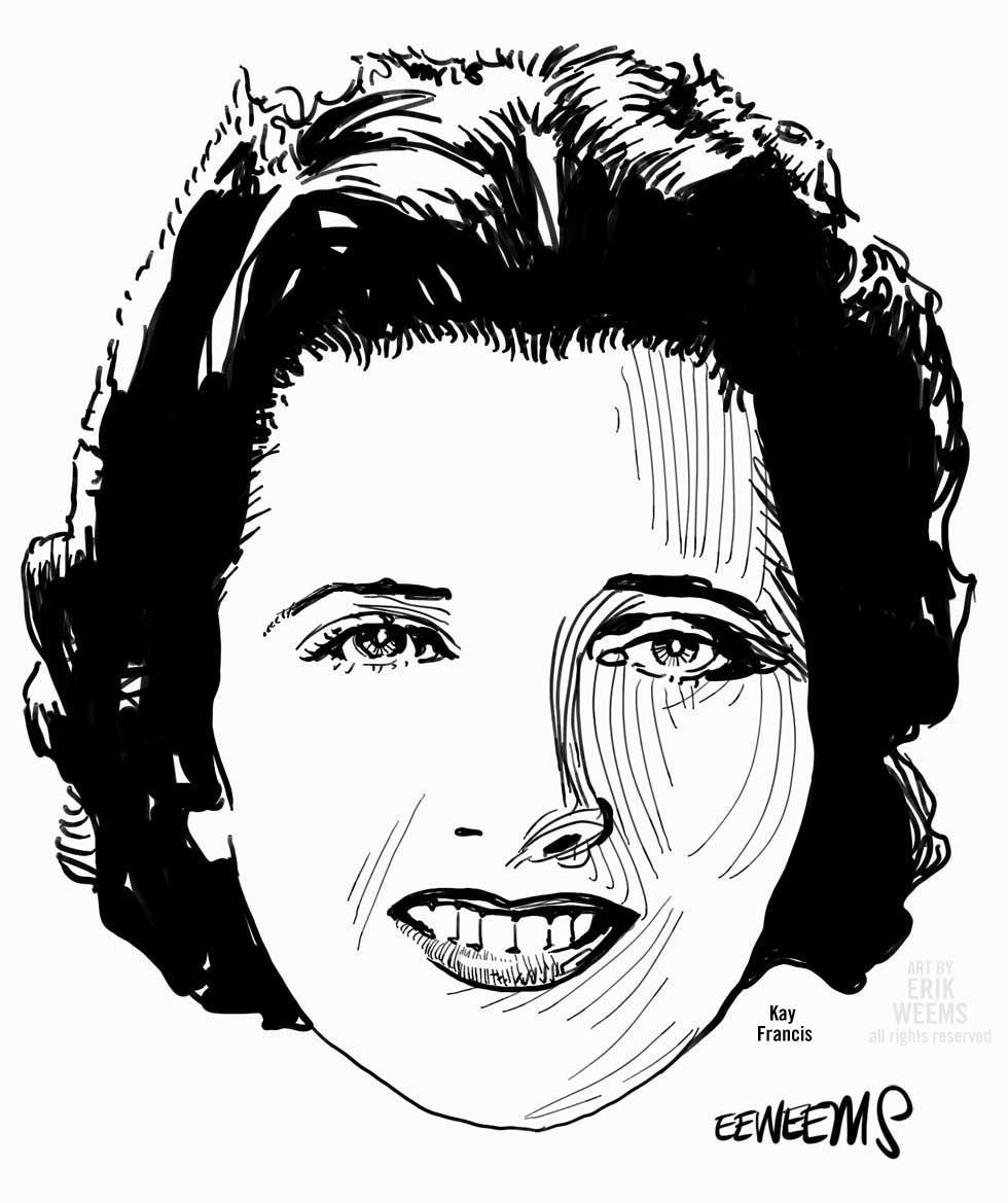 Kay Francis 1905-1968
