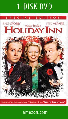 1 Disk Holiday Inn DVD