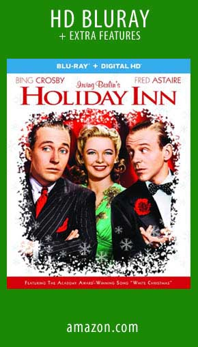 BLURAY HD Holiday Inn
