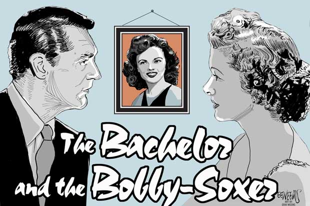 Bachelor and the Bobby-Soxer