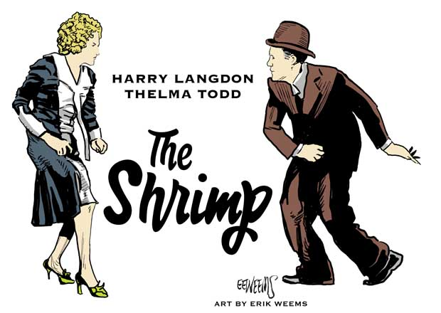 The Shrimp with Thelma Todd and Harry Langdon