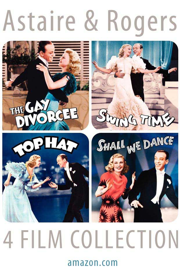 Astaire and Rogers Film Collection