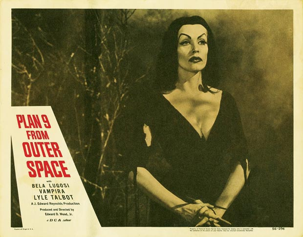 Plan 9 from Outer Space Vampira