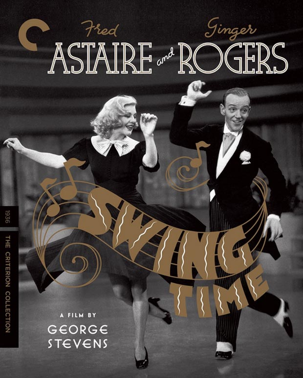 Swing Time Astaire Rogers - Criterion Disk