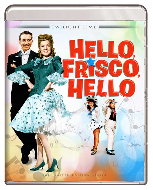 Hello Frisco Hello 1943 Bluray