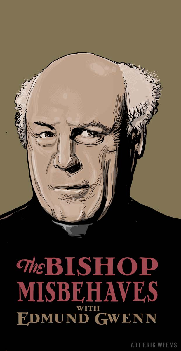The Bishop MisBehaves 1935 - Edmund Gwenn