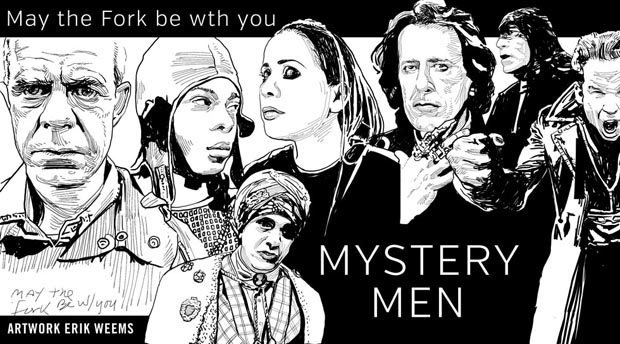 The Mystery Men Movie
