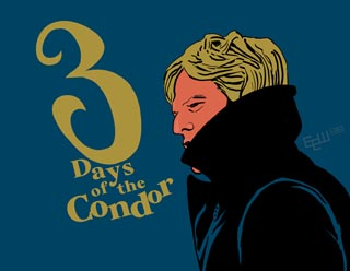 3 Days of the Condor - Robert Redford