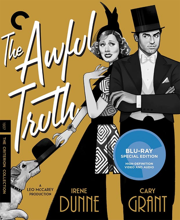 Bluray The Awful Truth