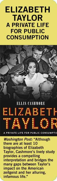 Elizabeth Taylor Private Life for Public Consumption book